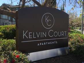 Kelvin Court Monument Sign