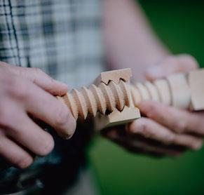 hochwertige Holzschrauben
