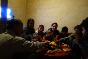 Famille Amazigh