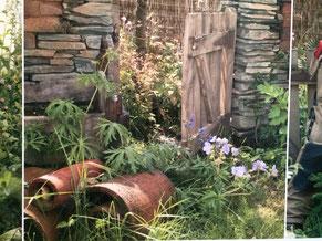 ピーターラビット ガーデン 庭 ガーデン
