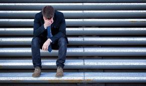 Verlustangst, Depression, Stress