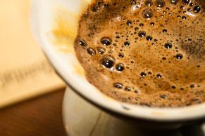 Filterkaffee frisch gebrüht