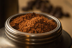 Kaffee in der Mokka