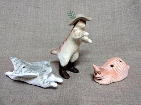空飛び猫 長靴をはいた猫 チェシャ猫 オカリナ