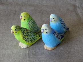 インコの雑貨 鳥の雑貨 オカリナ