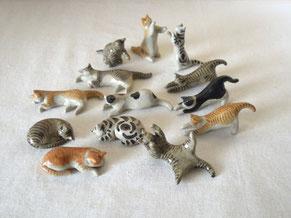猫の雑貨 猫の箸置き
