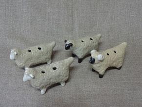 羊の雑貨 オカリナ