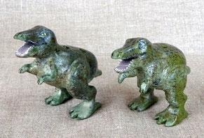 恐竜の雑貨 ティラノサウルス オカリナ
