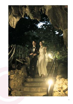 洞窟wedding