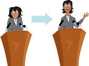 Formation Prendre la parole en public AF SECRETARIAT