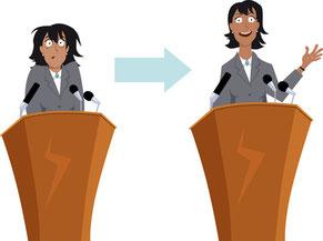 Formation Prendre la parole en public Dolorès FRETARD