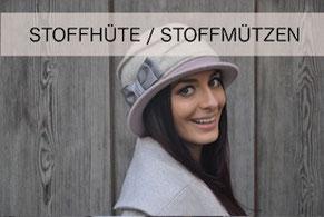 Damen Stoffhüte / Stoffmützen
