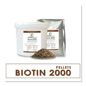 Biotin, Hufe, Haut, Haare, Darmmikroben,