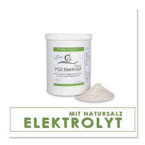 Elektrolyt für Pferde, bei erhöhtem Schweissverlust, Muskelschwäche, Leistungseinbruch
