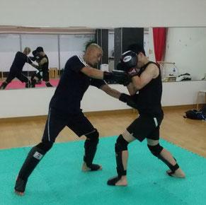 親父の格闘技最高です。キックボクシング最高。