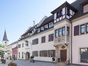 Das Litschgi-Haus in Bad Krozingen