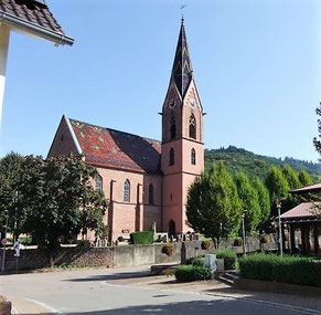 Kirche von Oberweier