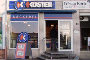 Küster Filiale Fachgeschäft Hagenberg Holtenser Landstraße Stehcafé Steh-Café