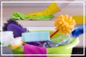 Wohnungsreinigung - Tip Top Umzüge