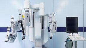 Roboterassistierte Chirurgie in der Urologie