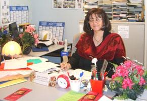 Michèle EJNES REUBEN  Adjointe de Direction Coordinateur Pédagogique Conservatoire de Boulogne Billancourt mai 2009