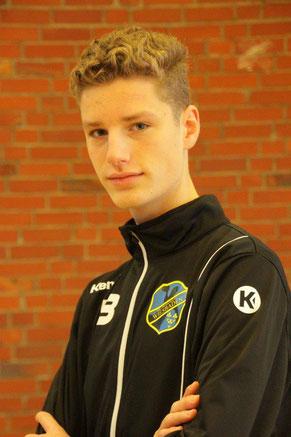 Finn Gronemeier HSG VfR/Eintracht Wiesbaden B-Jugend