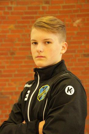 Silas Matejka HSG VfR/Eintracht Wiesbaden B-Jugend