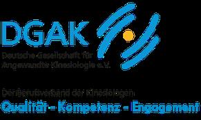 DGAK Deutsche Gesellschaft für Angewandte Kinesiologie e. V.