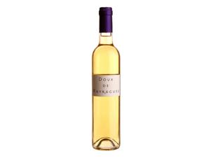Vin blanc doux bio Gaillac Tarn