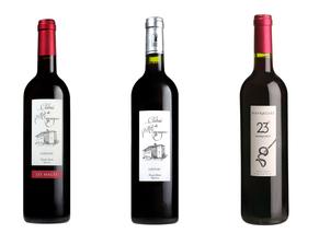 Vins rouges bio Gaillac Tarn