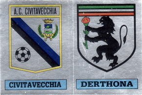 FIGURINA PANINI DERTHONA  1985-86