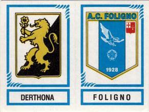 FIGURINA PANINI DERTHONA  1982-83