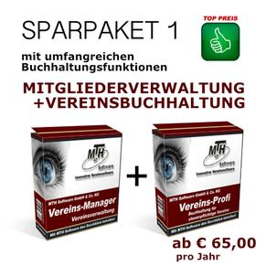Vereinsbuchhaltung, Vereinsverwaltung braucht eine gute Software für Vereine. Wolfsburger Forum hat diese Software.
