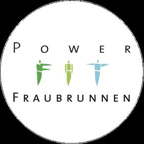 Damenturnverein Fraubrunnen - Logo Powerfit Fraubrunnen