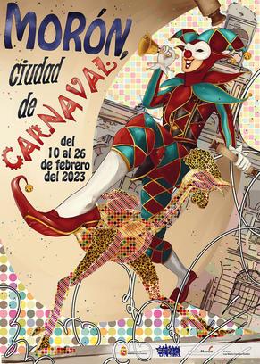 Cartel del Carnaval de Moron de la Frontera 2016