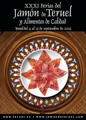 Ferias del Jamón de Teruel y Alimentos de Calidad 2015