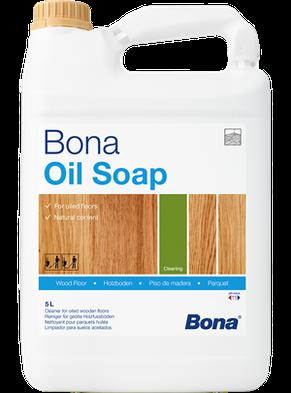 Bona Oil Soap 5L 79,95€