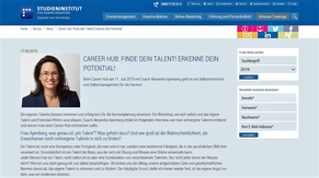 Interview - Finde dein Talent! Erkenne dein Potential!