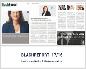 Articel in the Blachreport