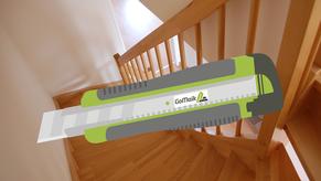 Zuschnittservice zum Treppe renovieren