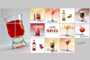 Sandomir - mur à cocktails