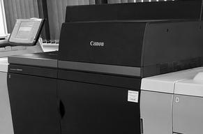 Canon Digitaldruckmaschine