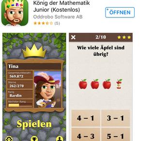 Lehrreich Spiel Spielerisch Mathematik Kinder Thun