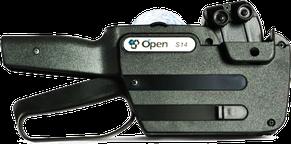 Etiquetadora OPEN S-14