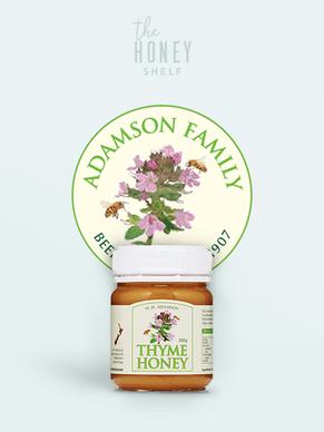 Adamson Family Honey