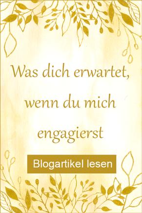 Was dich erwartet, wenn du mich engagierst - Sonja Kleiser Werbung & Design