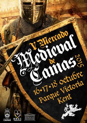 Mercado Medieval de Camas Programa de Actos
