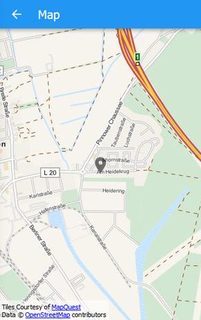 GPS Ortung LKW mit iPhone APP