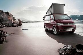 Volkswagen T6 California Ocean Camper