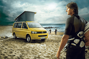 Volkswagen California Beach Camper